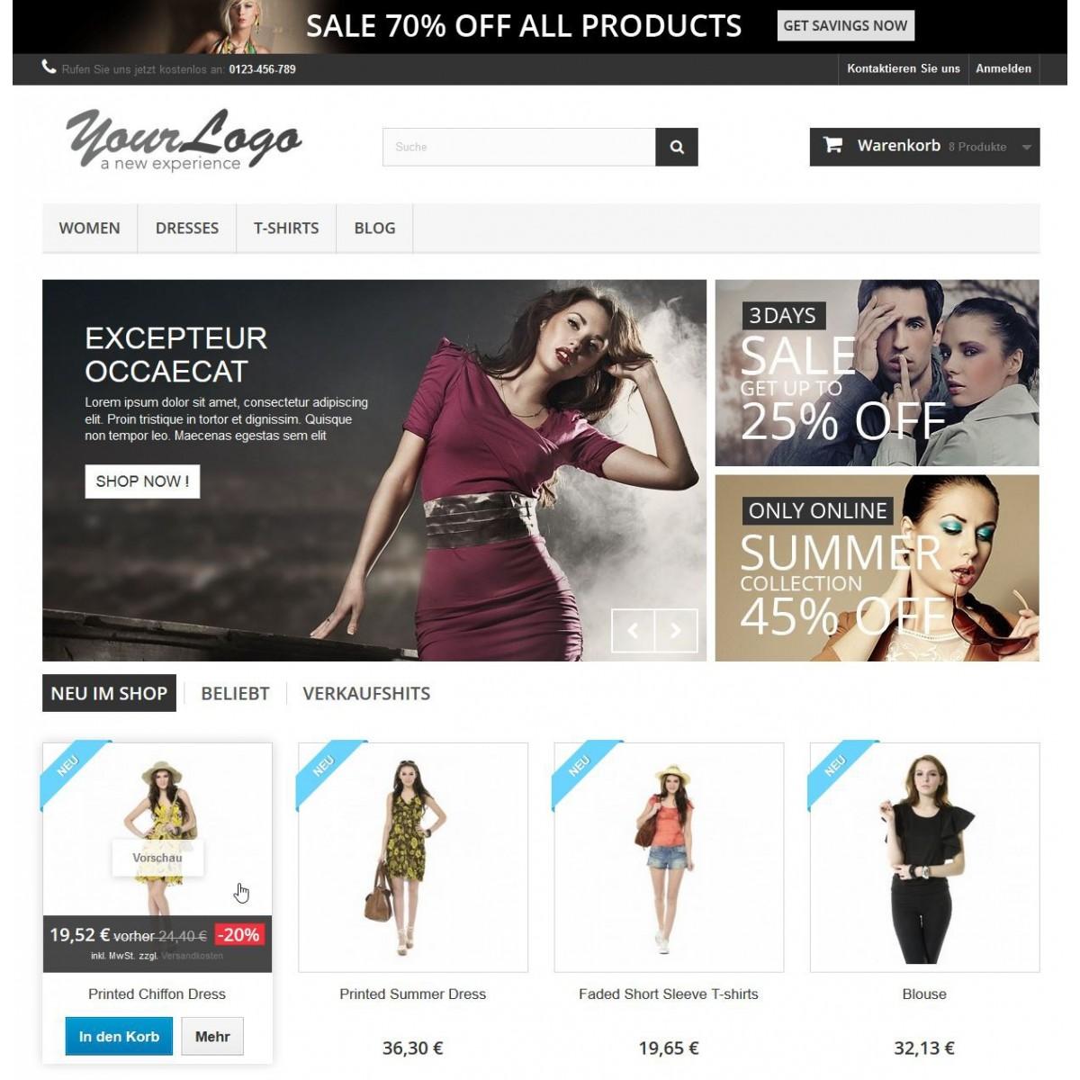 gc-bootstrap Shop Startseite