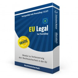EU-Legal für PrestaShop 1.6.0.9