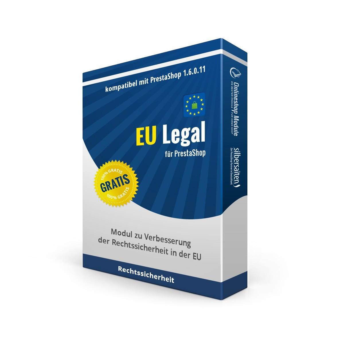 EU-Legal für PrestaShop 1.6.0.11