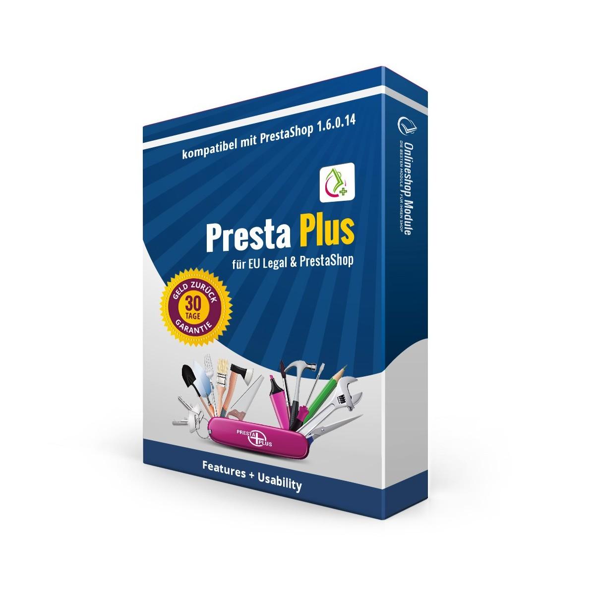 Presta Plus für PrestaShop 1.6.0.14