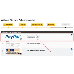 Ogone PayPal