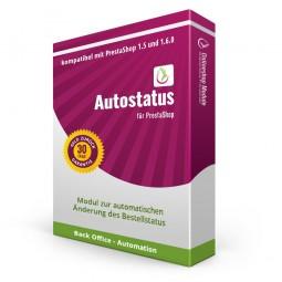 Autostatus für PrestaShop 1.5/1.6.0