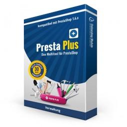 Presta Plus für PrestaShop 1.6.1.17