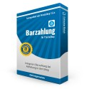 Barzahlung, Zahlungsmodul PS1.6