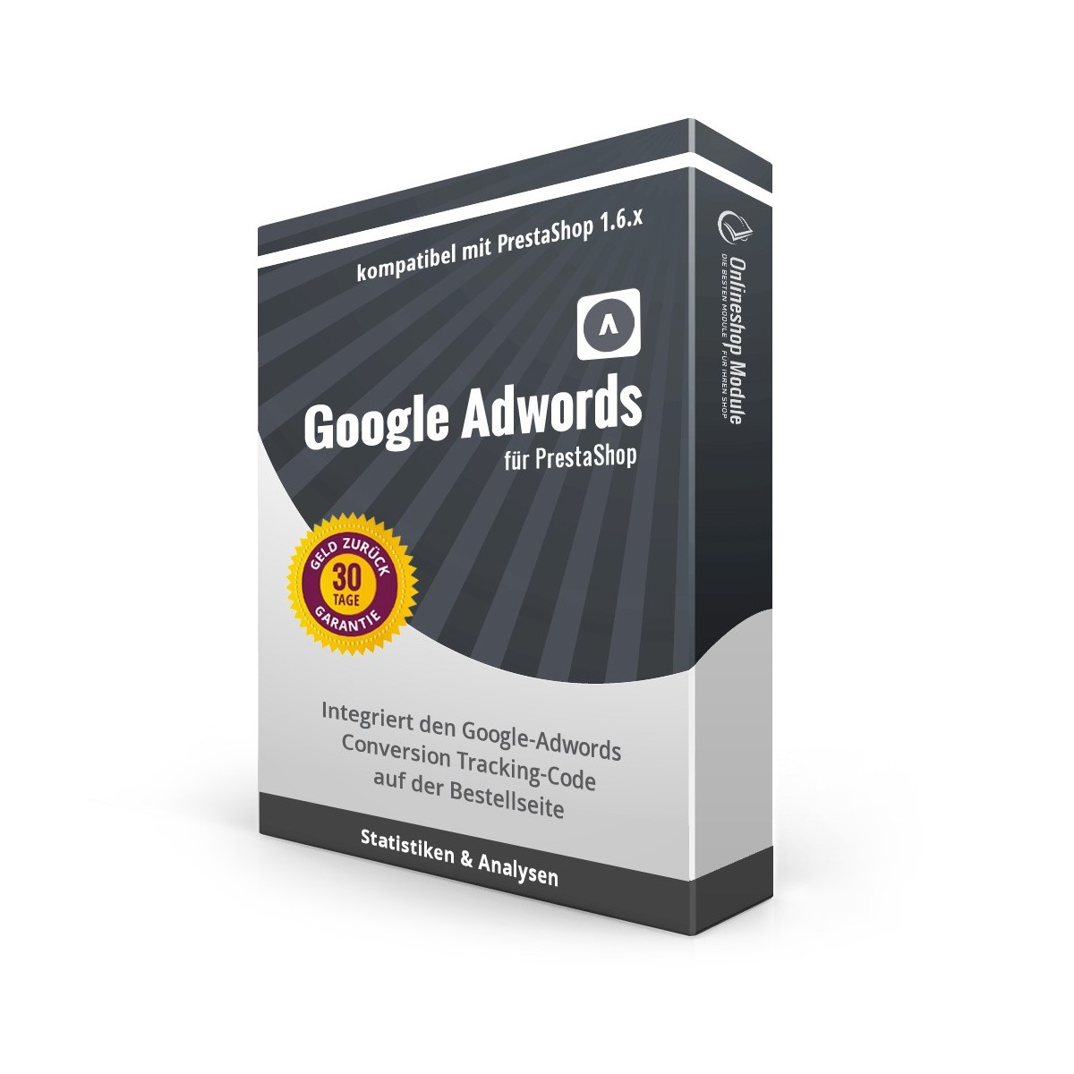 Google Adwords für PrestaShop 1.6