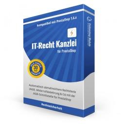 IT-Recht-Kanzlei - PrestaShop 1.6.x