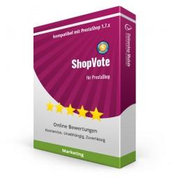 ShopVote Bewertungsportal