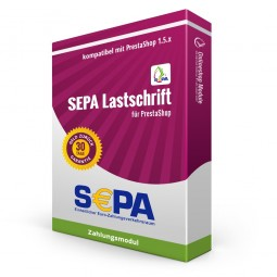 SEPA Lastschrift, Zahlungsmodul PS1.5