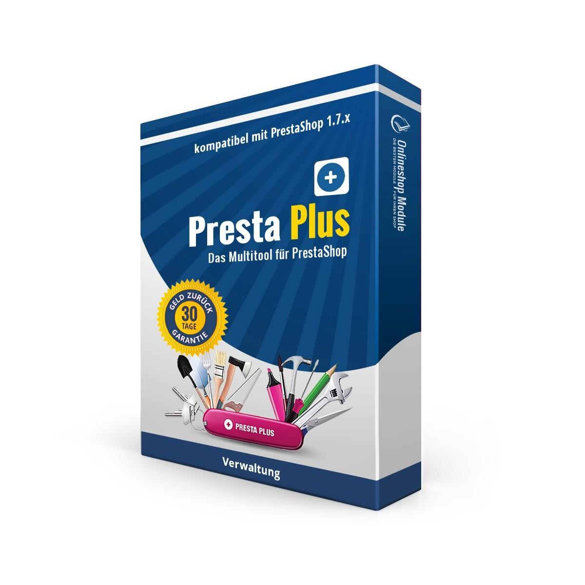 Presta Plus für PrestaShop 1.7