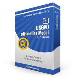 DSGVO Offizielles Modul -...
