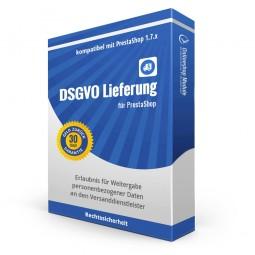 DSGVO Lieferung -...